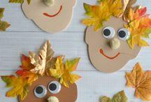 Podzim družina - nápady