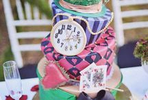 Mad Hatter Cakes Topsy Turvey