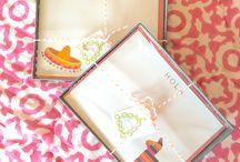 Bon Vivant Paper Goods / by Liza Cleveland / Bon Vivant