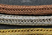 Jewellery /Viking knits
