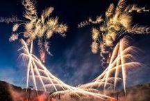 Fuochi d'artificio per Matrimoni / I fuochi d'artificio rappresentano la festa ed è proprio per questo motivo che non possono mancare nel vostro matrimonio, ovvero, in quello che sarà il giorno più importante della vostra vita!
