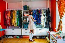 Dressing room/ walk in wardrobe