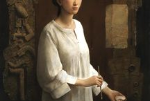 Painting - Other Asian Artists
