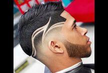 cheveux tatoués / l'art du poil  incroyablement sensuel à regarder résultat incroyablement sexy que les hommes peuvent être beaux!!!!