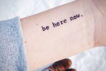 Tatuering citat
