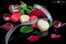 SAINT VALENTIN 2014 / Du chocolat, des fleurs, des cadeaux, des petits gâteaux, .... Made in France artisanalement