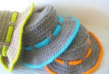 Crochet fisherman hat
