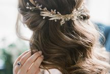 Ideas for bridal hairstyle