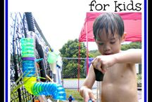 Summer Fun for Kids! / Kids' activities for hot summer days