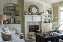 Family Rooms / by Barbara Barnes