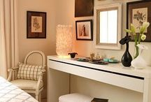 Master bedroom . . .