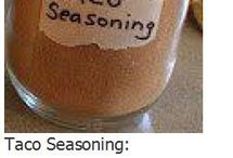 Rubs & Seasonings