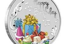 Celebration Coins / Birthdays, weddings, Valentine's Day, Mother's Day, new baby, Christmas - there's a a stunning coin available for every occasion.