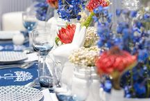 Tablescapes / Gracious Entertaining...Lovely friends welcomed into a beautiful atmosphere that you've created to enjoy beautiful food and drink!  It's one of our favorite ways to show our friends our love!