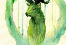 inspirational painting arts