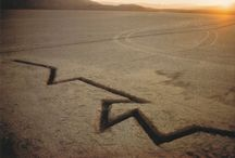 land art - urban art /  art to be experienced out doors / by Ann LaBorie