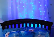 frozen kids room