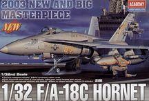 Academy, 1/32, Aircraft