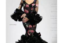 traje flamenca
