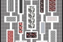 Modern Quilts / Contemporary Quilt Designs