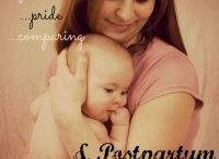 Post Partum / This board includes everything from books on postpartum to blog posts, words of encouragement, preparation tips & more!