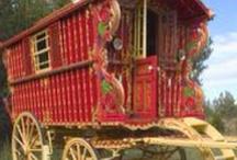 gypsy wagons / by Michelle