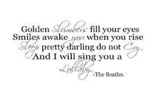 Ladies and Gentlemen....The Beatles ! ! ! ! / by Julie Caliel Boney MYSMALLWALL