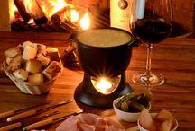 Molhos para fondue