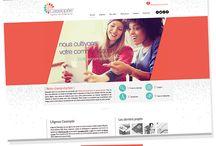 NOUVEAU SITE WEB /  Cassiopée a publié son NOUVEAU SITE WEB ! Avec plus d'infos, d'actualités et surtout plus de réalisations !!! www.cassiopee-graphisme.fr