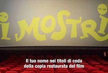 www.makingof.it - restauro #imostri / Crowdfunding per il restauro del film I mostri di Dino Risi #imostri