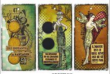 Carabelle Studio Stamps