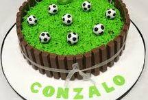 Cumpleaños de fútbol