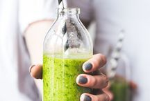 Green smoothie inspration