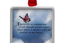 """Holiday Zazzle Products / A collection of memorial ornaments sold on zazzle from QVC """"Angel Lady Angelina LaFera of Blue Moon Creations including awareness ribbon angels, pet loss, memorial and remembrance ornaments.                All Images Copyright © 2016 Angelina LaFera"""