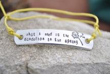 -Bracelets- / by Sarah Rivera