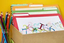 Organizing / by Jenny Singleton