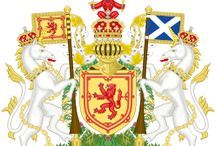 Almanach de Saxe Gotha - Kingdom of Scotland - House of Windsor /  The Kingdom of Scotland (Gaelic: Rìoghachd na h-Alba, Scots: Kinrick o Scotland) was a sovereign state in Northern Europe that existed from 843 until 1707. In 1603, James VI of Scotland became King of England, joining Scotland with England in a personal union.  http://www.almanachdegotha.org/id271.html
