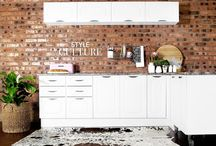 Styled Culture Kitchen / See how to create a modern yet African inspired kitchen
