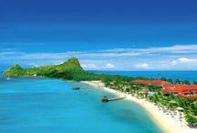 St Lucia / St Lucia / by Caribbean Sunshine or @CaribbeanInfo