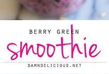 smoothies