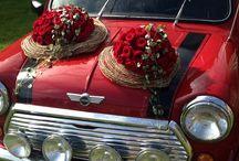 dekorace auta