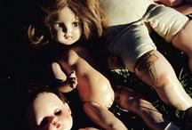dolls / by Patricia Kirinkov