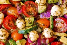 Salads / Because we love a lunchtime salad all year round