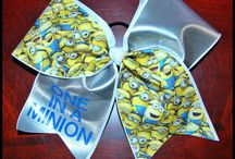 Minions And More Minions / by April Whitstone