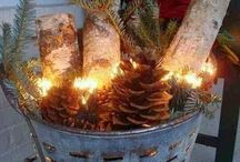 Christmas Decorating Ideas / Christmas / by Jen Stumpo