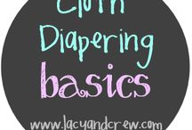 Cloth Diapering / by Kristy Stahley