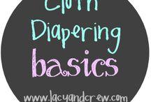 Cloth Diapering / by Jennifer Trimble