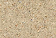 Texturas - Linha Beaches / A partir das tonalidades desses diferentes mares surge a Linha Beaches. Em termos de design, seu conceito natural se encaixa em projetos de arquitetura orgânica que, combinados aos elementos da natureza, tornam o ambiente naturalmente sofisticado.