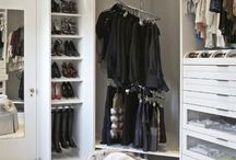 Walk in closet | Wardobe