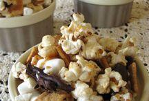 Snacks and Yummy Treats / by Jen